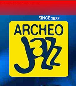 Logo du Festival Archéo Jazz de Blainville Crevon, commune de Seine Maritime
