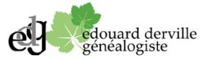 Logo de l'Étude de Généalogie Successorale EDG, Le Havre en Seine Maritime
